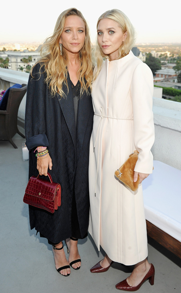 ESC: Fashion Plate, Ashley Olsen, Mary-Kate Olsen