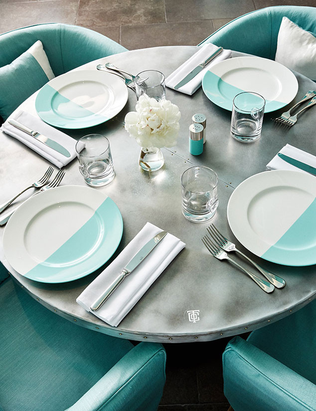 Tiffany & Co., Blue Box Cafe