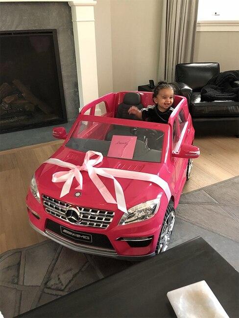 Rob Kardashian, Daughter, Dream Kardashian, Birthday