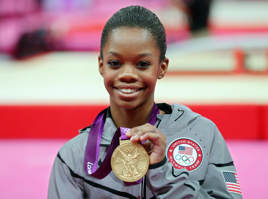Gabby Douglas, 2012 Olympics, African American Firsts