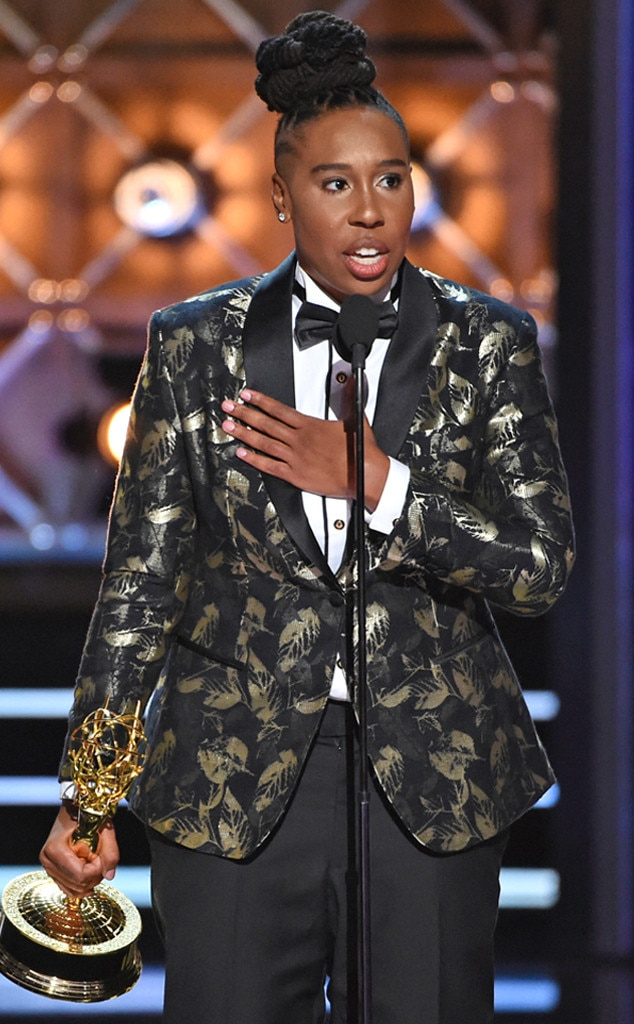 Lena Waithe, 2017 Emmys, African American Firsts