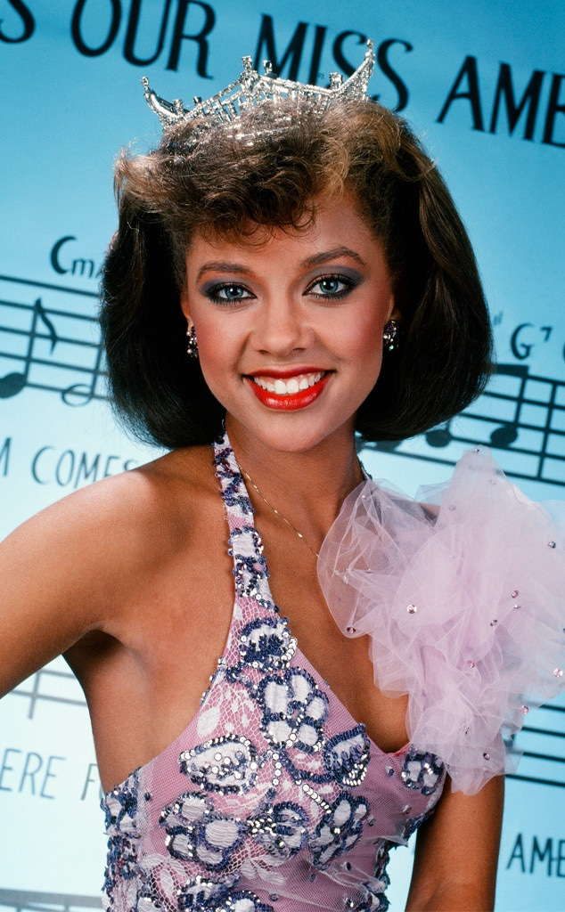 Vanessa Williams, Miss America 1984, African American Firsts