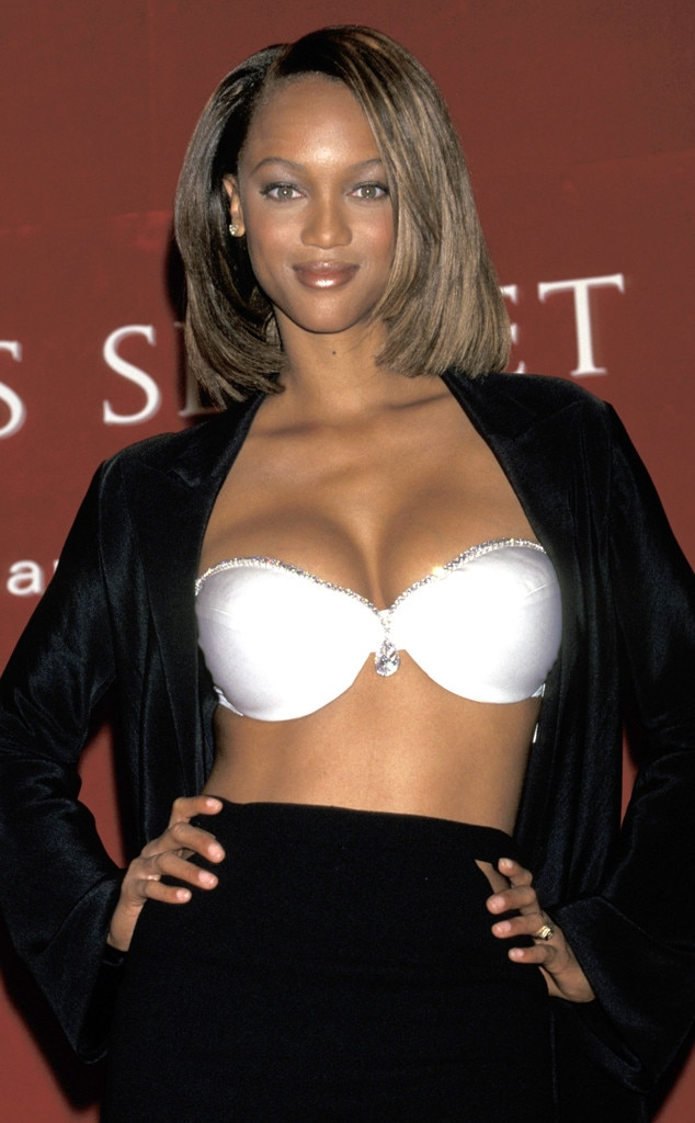 Tyra Banks, Victoria's Secret, African American Firsts