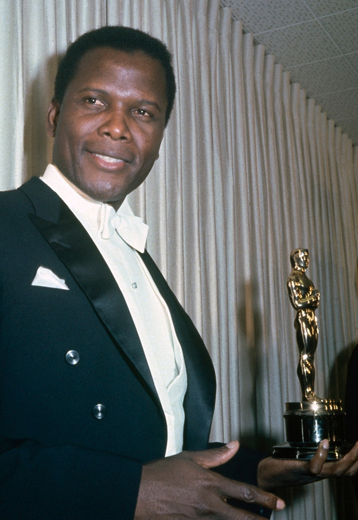 Sidney Poitier, 1964 Oscars, African American Firsts