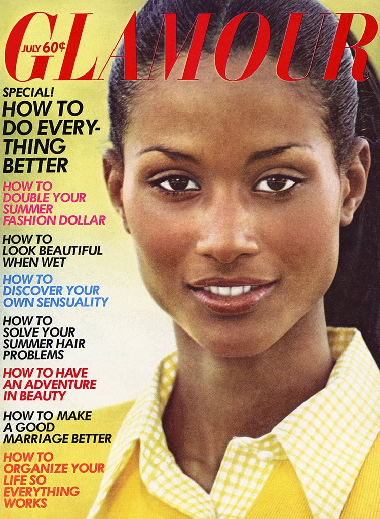 Beverly Johnson, Glamour 1972, African American Firsts