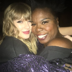 Taylor Swift, Leslie Jones, SNL, After-Party