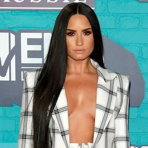 Demi Lovato, MTV EMAs 2017