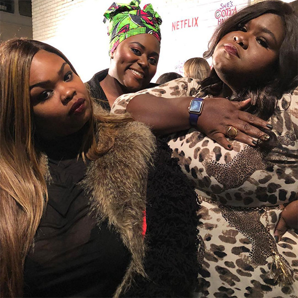 Gabourey Sidibe, Danielle Brooks