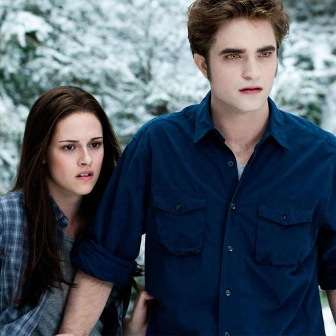 Twilight franchise - who was originally intended to play Bella & Edward?