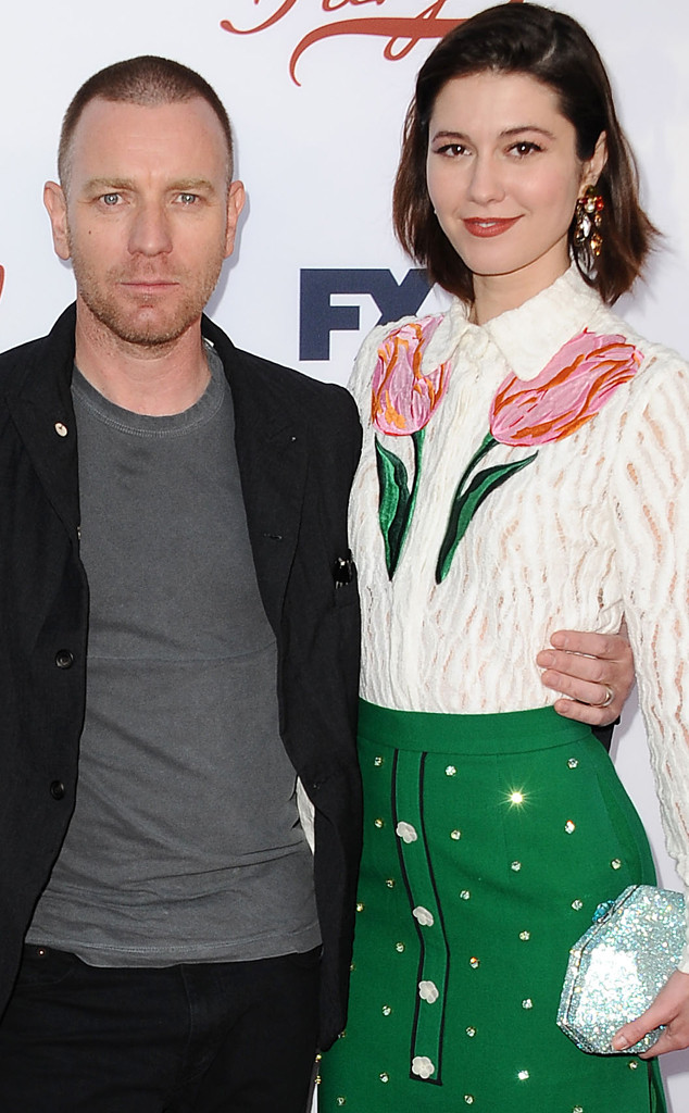 Ewan McGregor, Mary Elizabeth Winstead