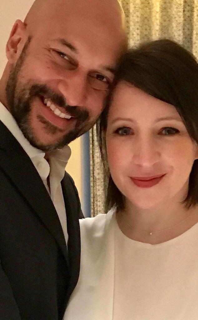 Keegan-Michael Key, Elisa Pugliese