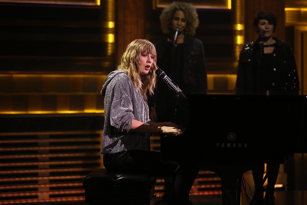 Taylor Swift, The Tonight Show