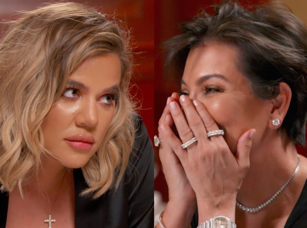 Khloe Kardashian, Kris Jenner, KUWTK 1408