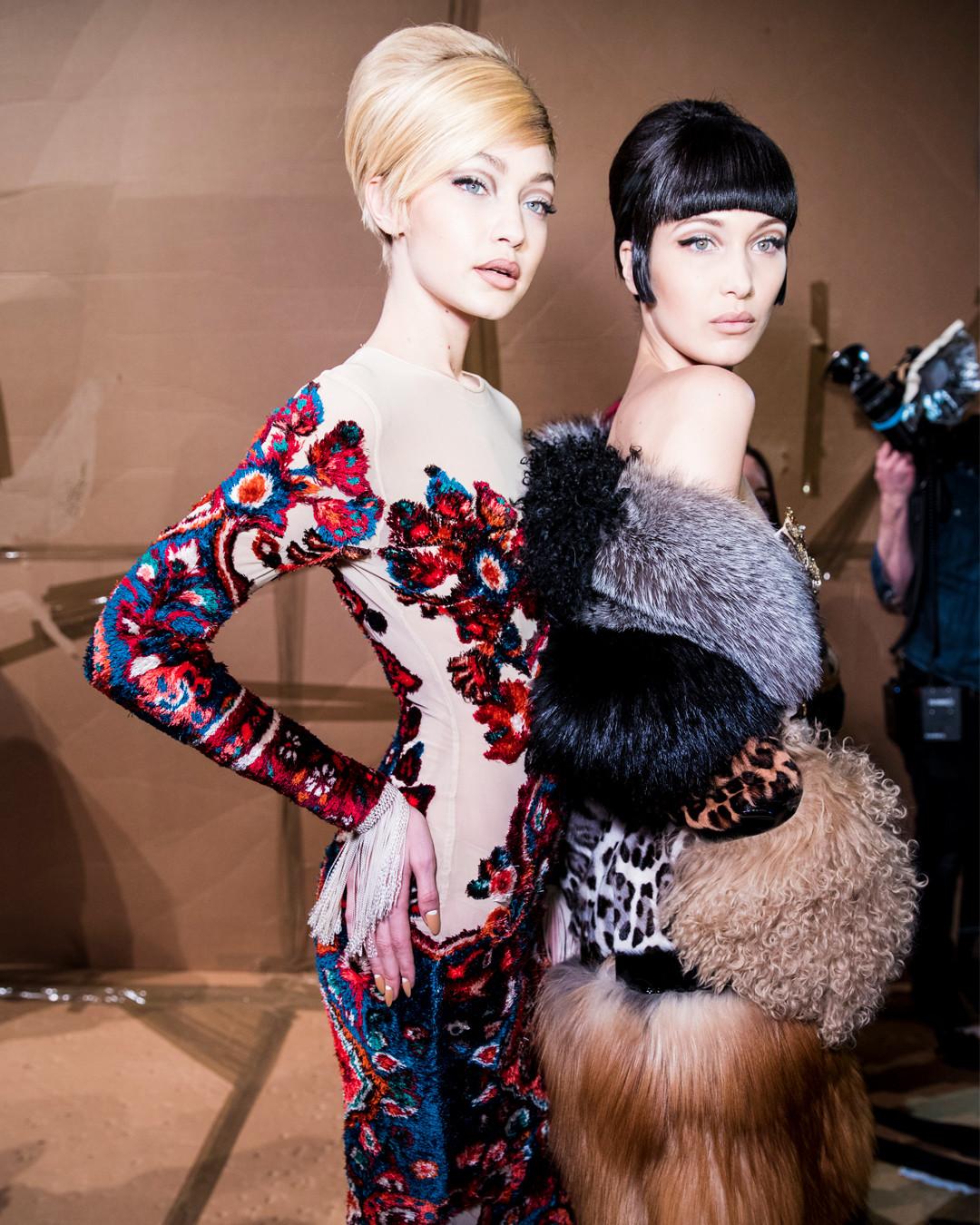 Gigi and Bella Hadid's Most Stylish Sister Moments