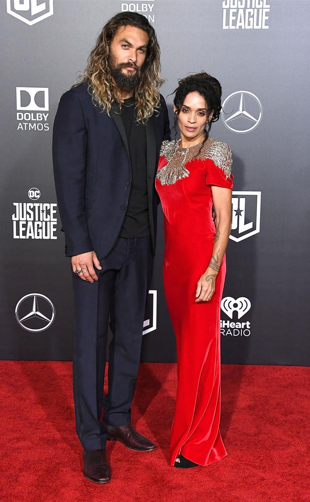 Jason Momoa, Lisa Bonet