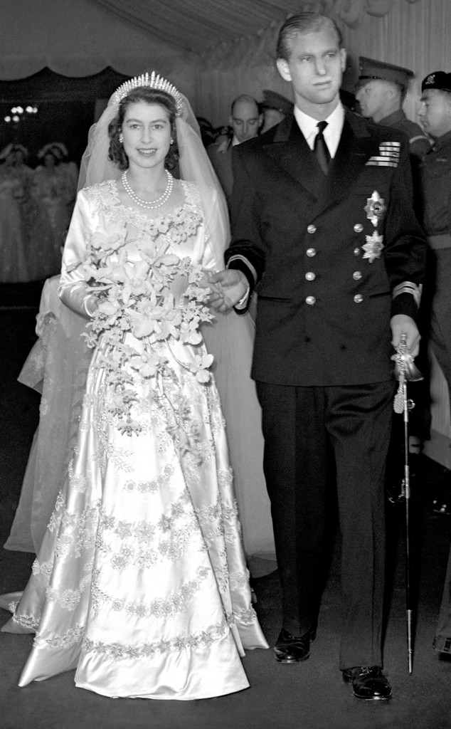 Queen Elizabeth, Prince Philip, Wedding