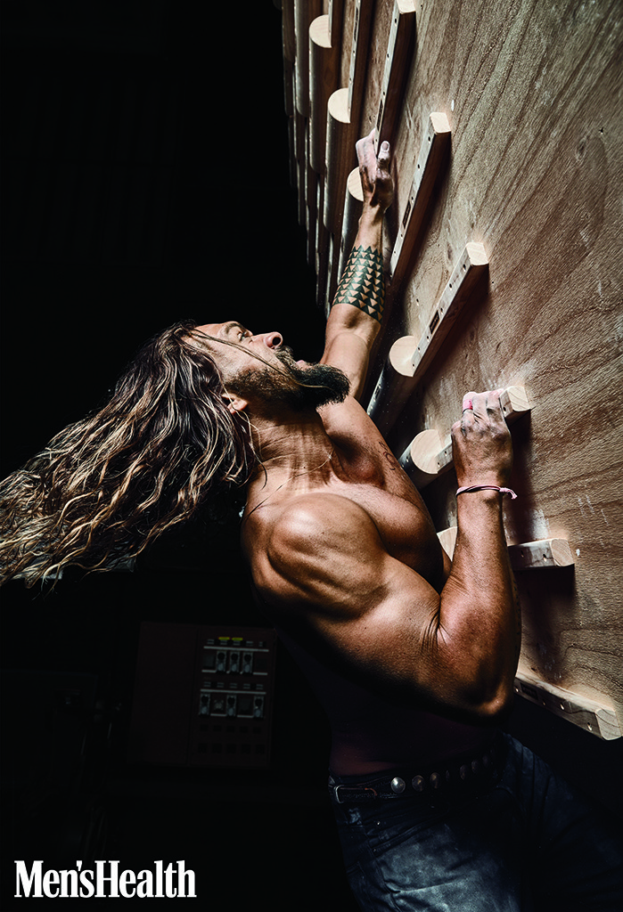 Jason Momoa, Men's Health Magazine