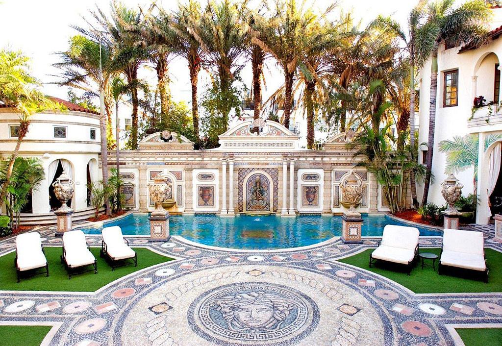 Versace Mansion, Casa Casuarina, Gianni Versace
