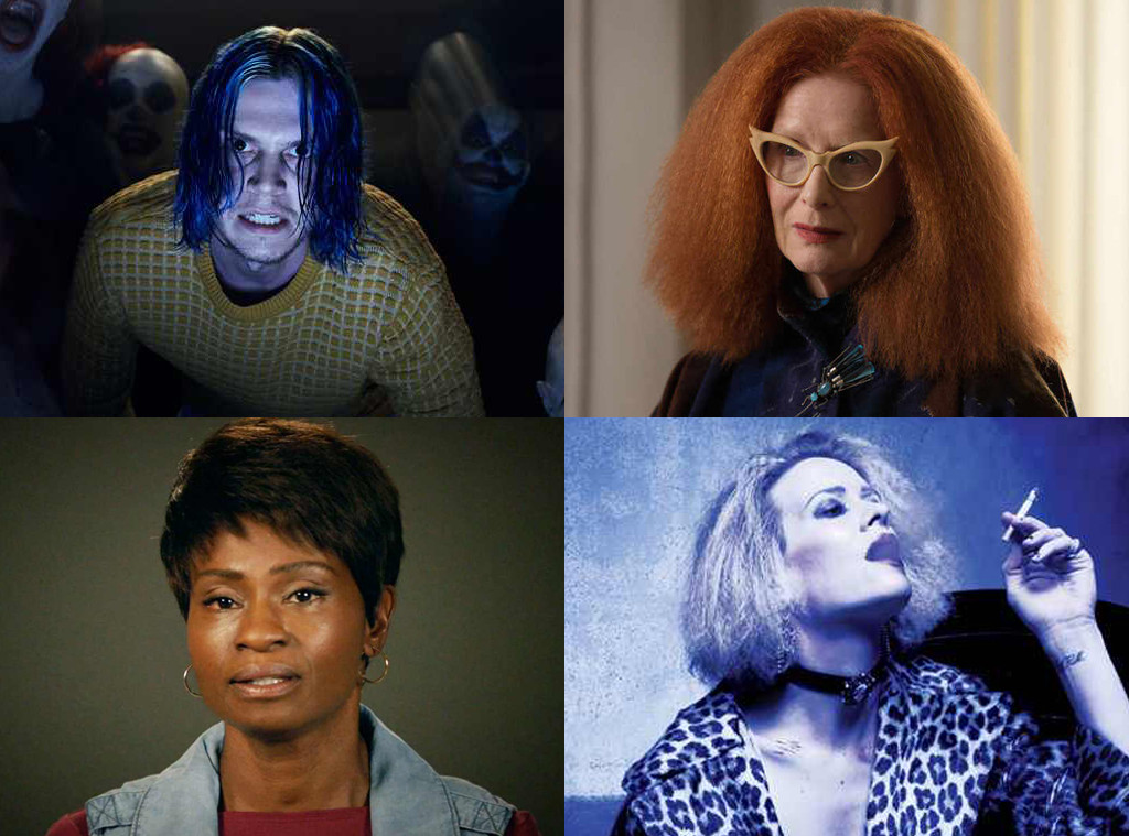 American Horror Story Characters Ranked: From Cult Leaders