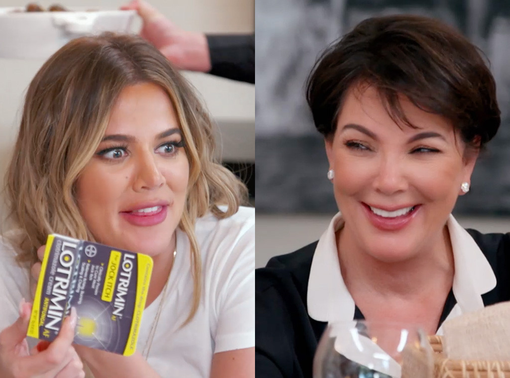 Khloe Kardashian, Kris Jenner, KUwtK, Keeping Up With The Kardashians