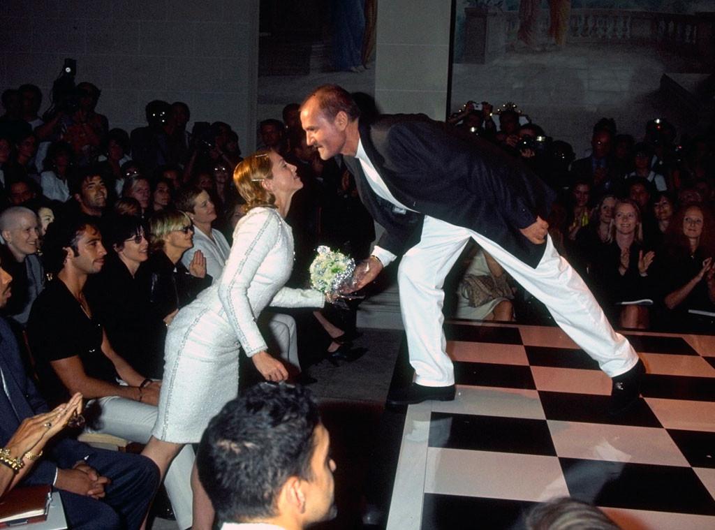 Gianni Versace, Madonna