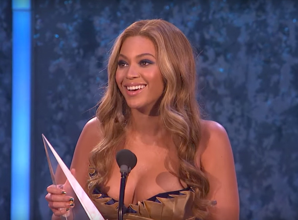 Beyonce, First AMAs Win