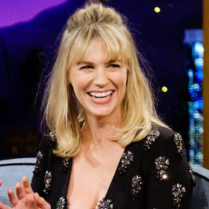 January Jones, Nick Viall, The Late Late Show