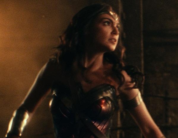Wonder woman pants costume-5182