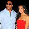 Simone Garcia Johnson, Dwayne Johnson