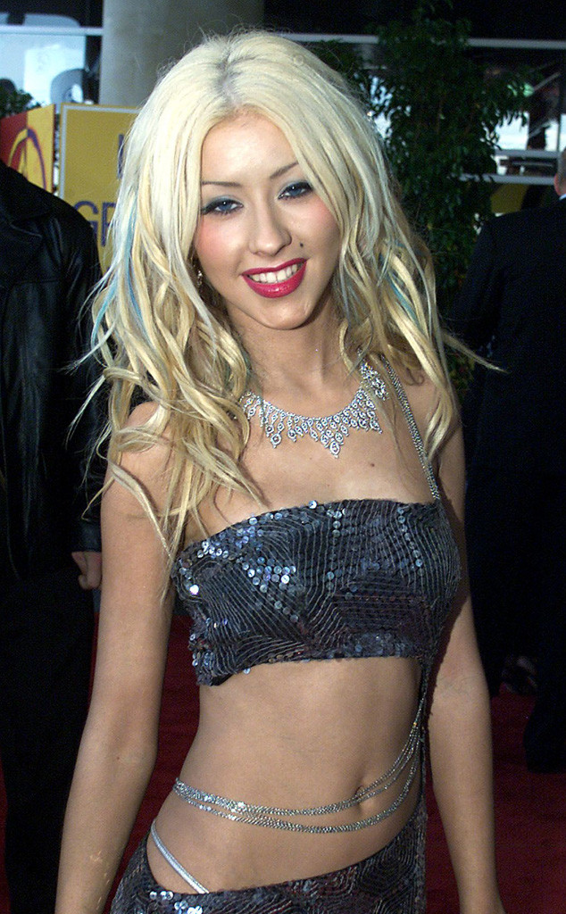 Christina Aguilera, Latin Grammys, 2000