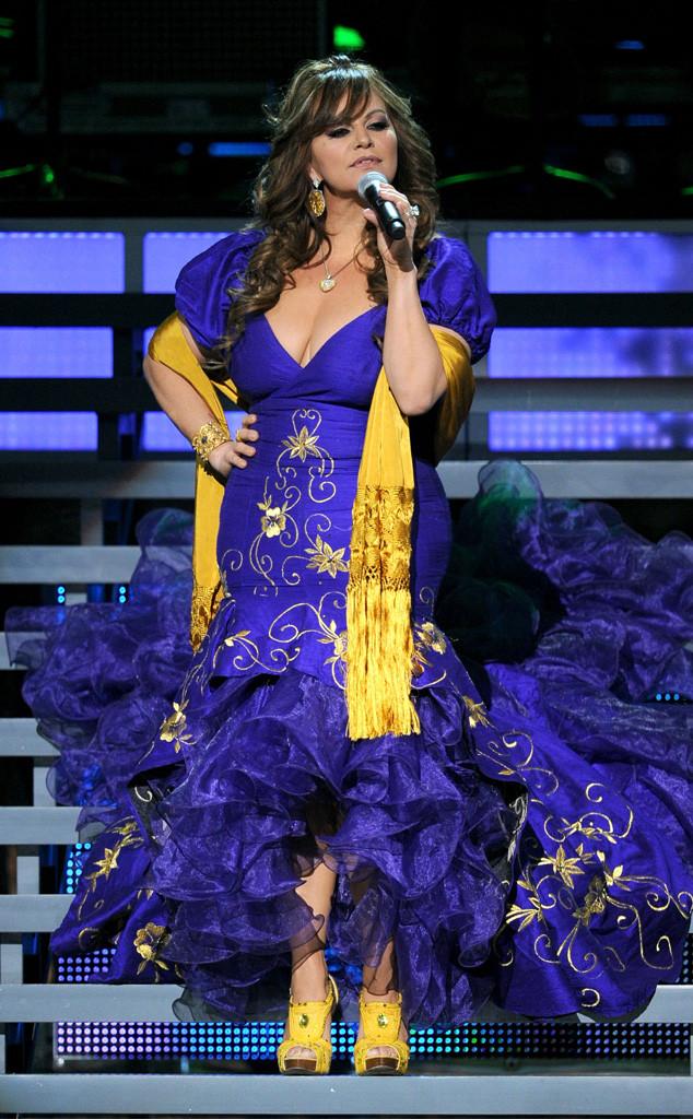 Jenni Rivera, Latin Grammys, 2010