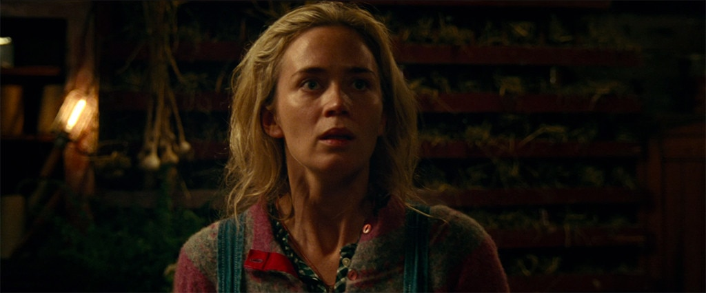 Emily Blunt,  A Quiet Place  - The Female Movie Star of 2018 The Drama Movie Star of 2018