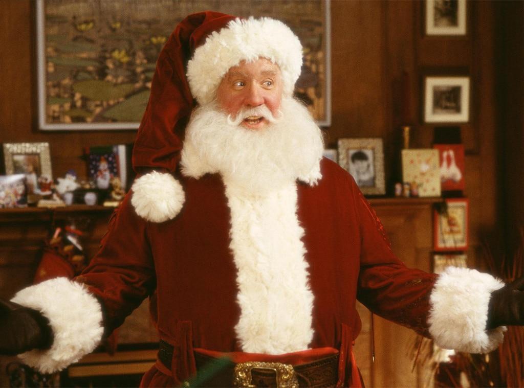Tim Allen Reveals 'The Santa Clause' Was Originally A Lot Darker