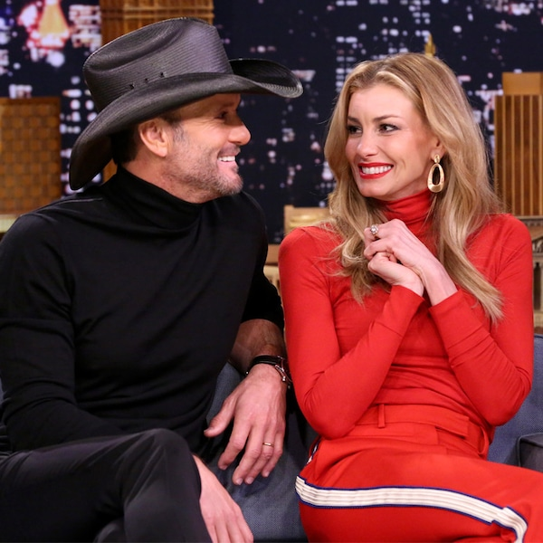 Tim Mcgraw And Faith Hill Wedding: Tim McGraw & Faith Hill From The Big Picture: Today's Hot