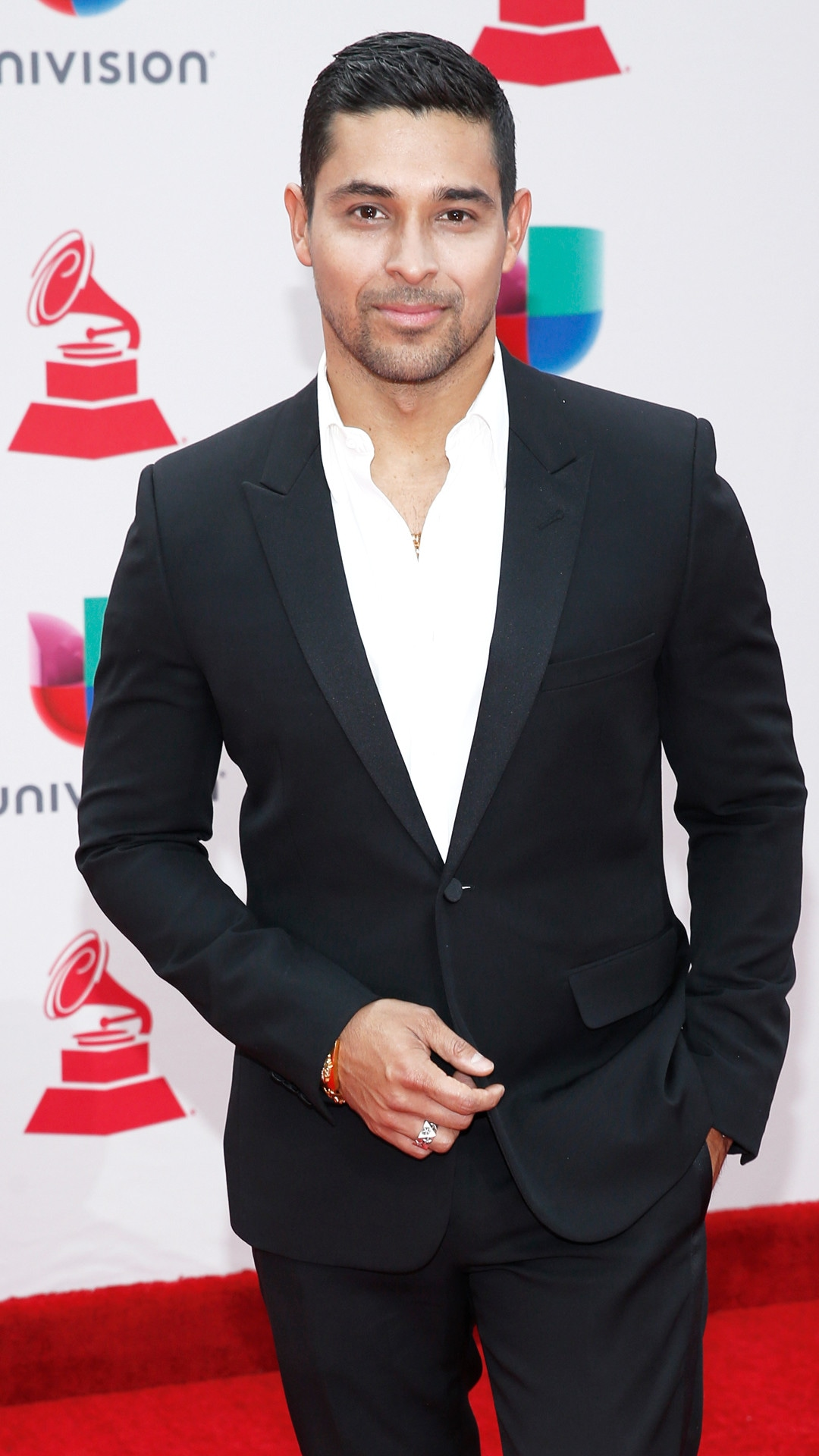 Wilmer Valderrama, 2017 Latin Grammy Awards
