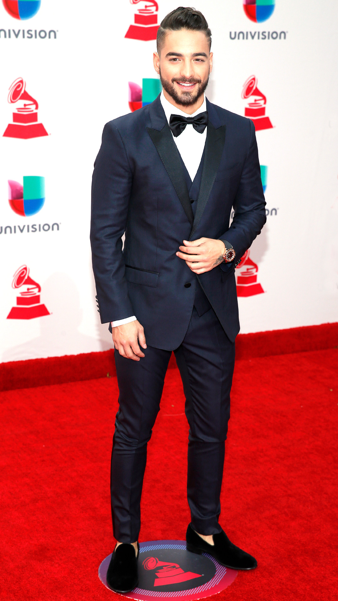 Maluma, 2017 Latin Grammy Awards