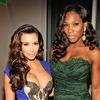 Kim Kardashian, Serena Williams