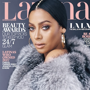 La La Anthony, Latina Magazine