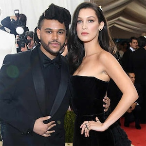 The Weeknd, Bella Hadid, MET Gala 2016, Couples