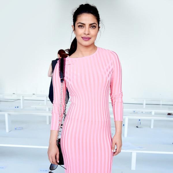 Priyanka Chopra Sets Sweater Dress Standards | E! News Australia