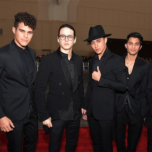 CNCO, 2017 Latin Grammy Awards