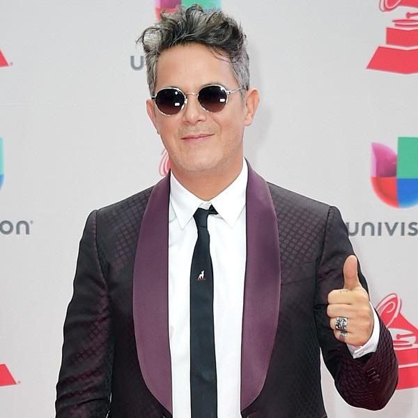 Alejandro Sanz, 2017 Latin Grammy Awards