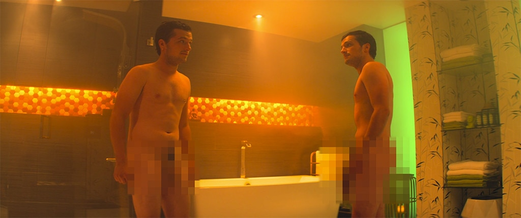 Seth rogen nude scene opinion