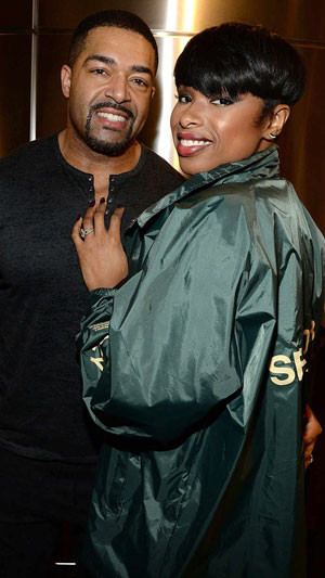 Jennifer Hudson, David Otunga