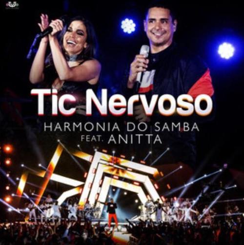 Anitta, Harmonia do Samba