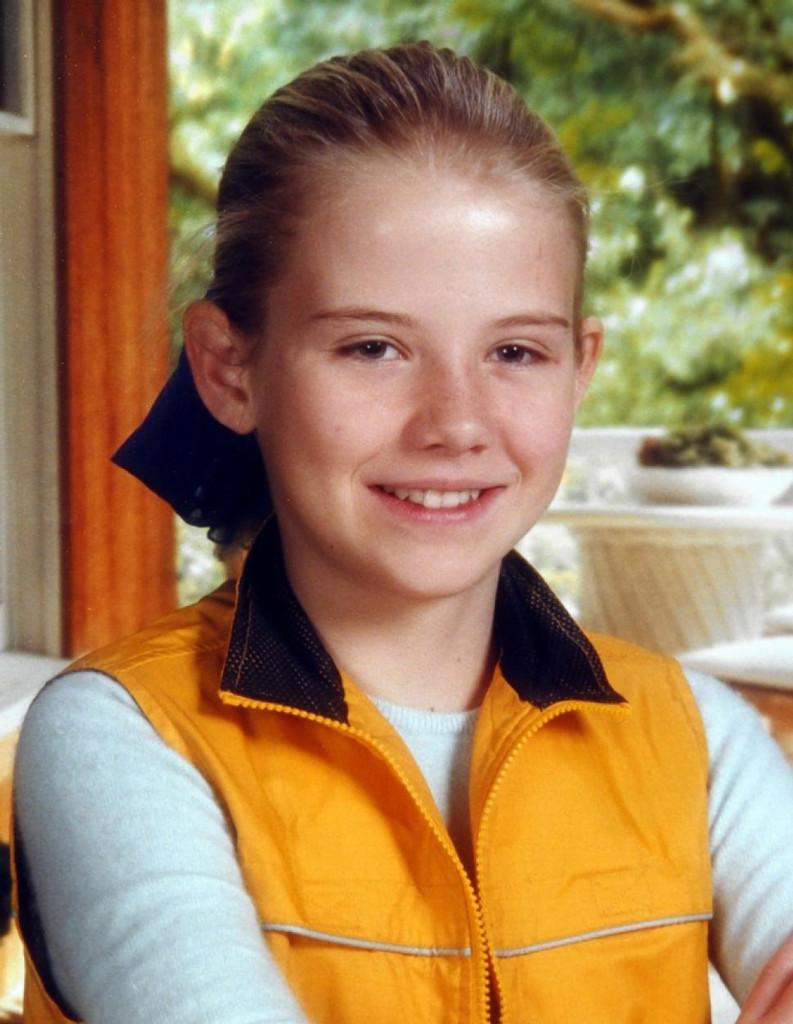 Elizabeth Smart, retrato da escola