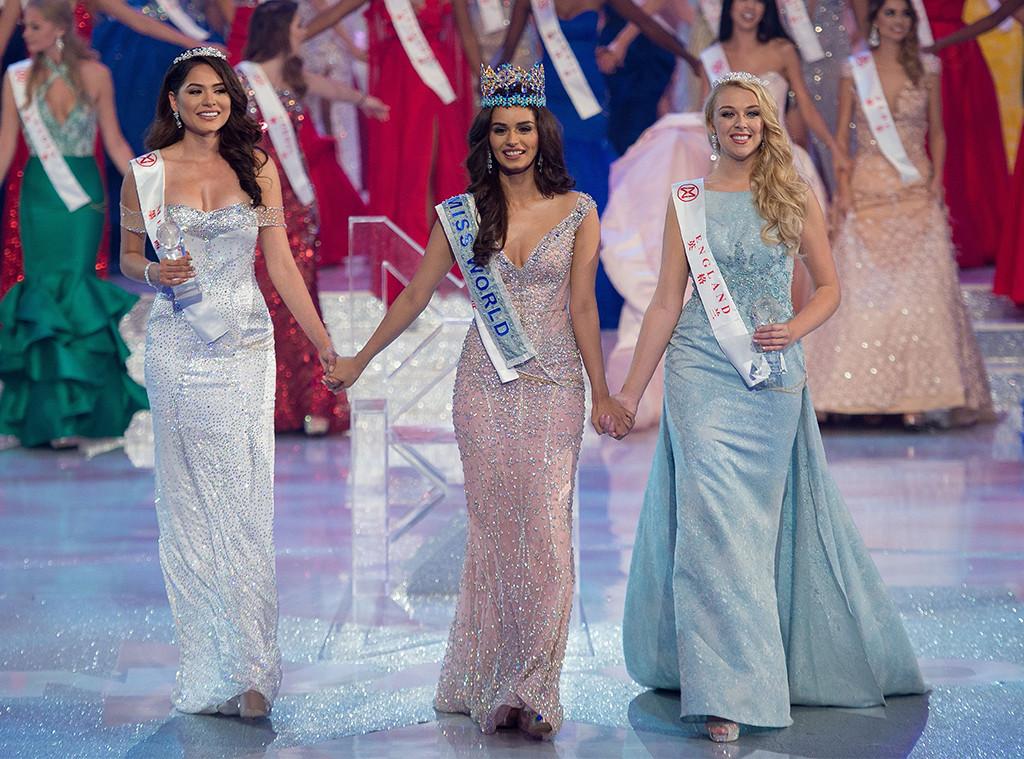 Miss World 2017 Winner Is Miss India Manushi Chhillar | E! News