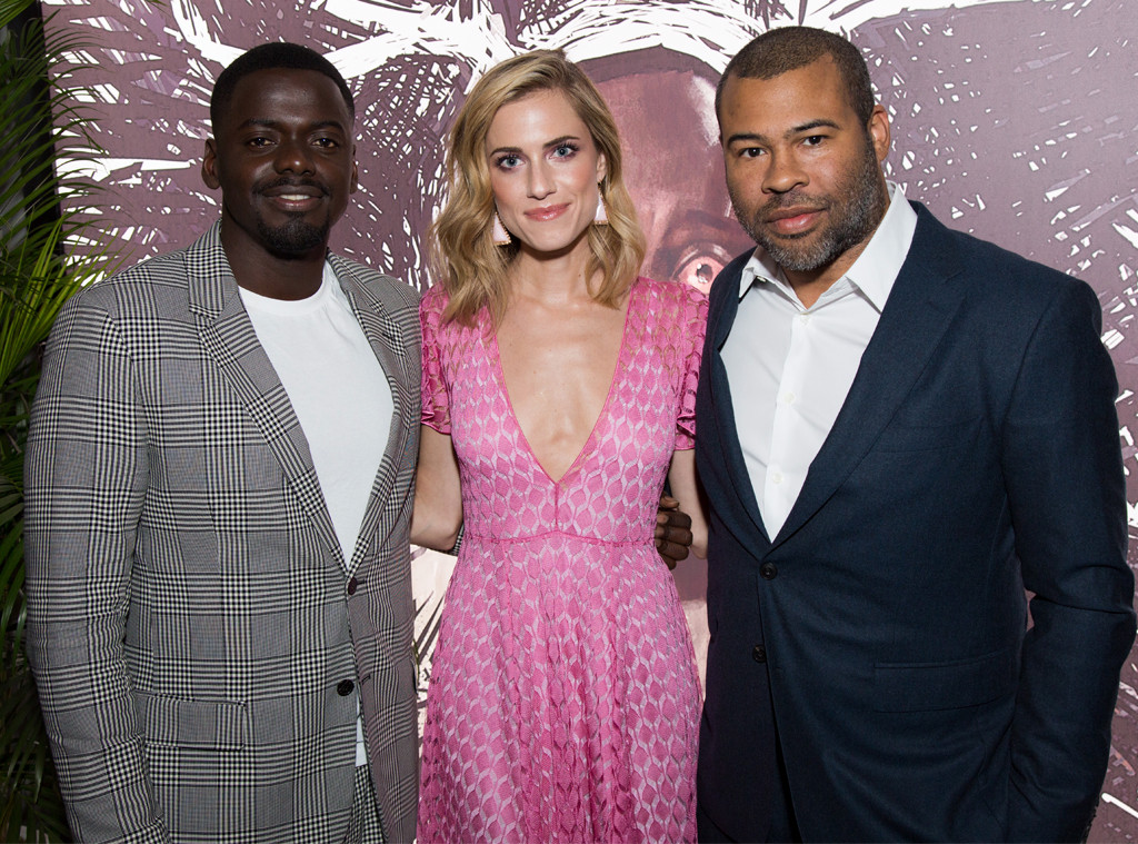 Daniel Kaluuya, Allison Williams, Jordan Peele