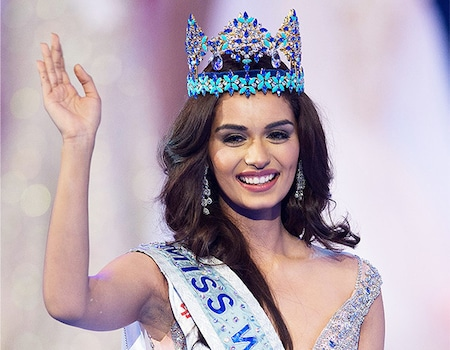 Miss world 2017 winner is miss india manushi chhillar e news gumiabroncs Images