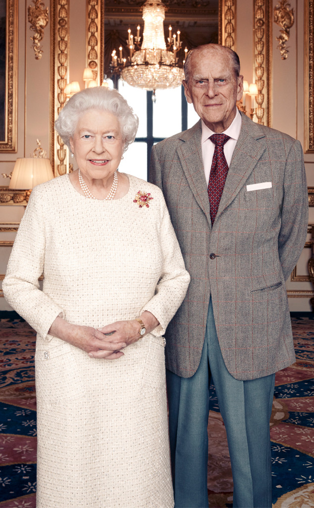 Queen Elizabeth, Prince Philip, 70th Wedding Anniversary